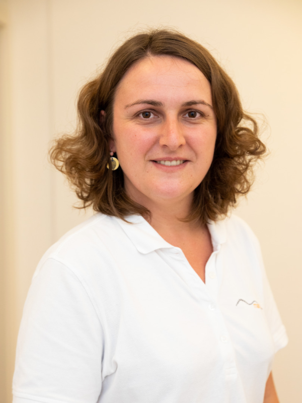 Hanna Schrepel manumed Physiotherapie Osteopathie